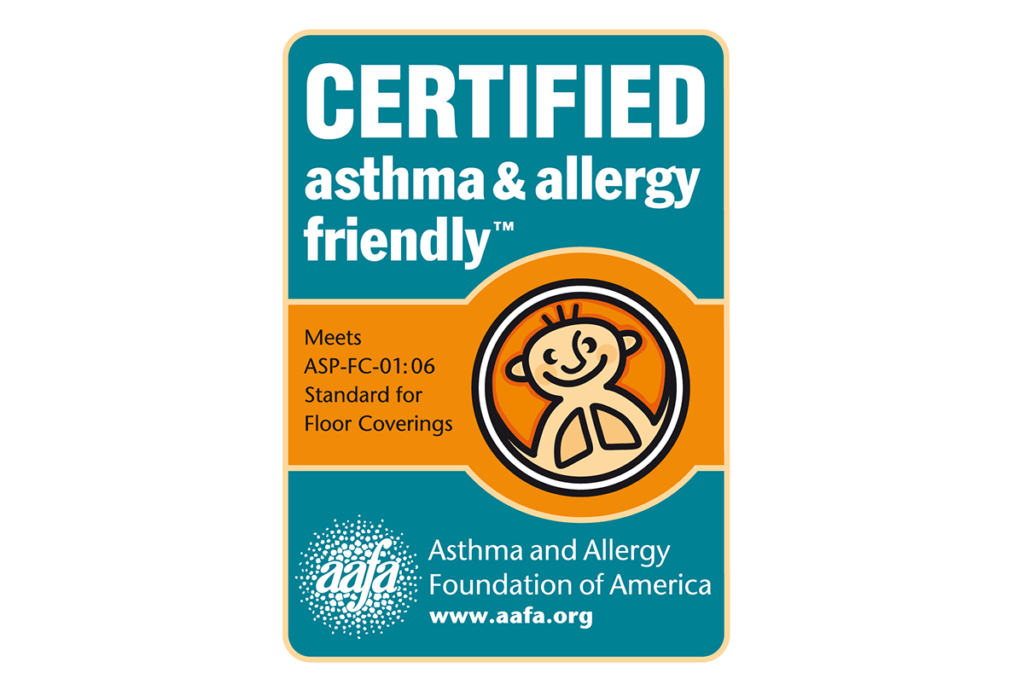 aeramax earns asthma and allergy friendly certi