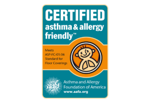 AeraMax Professional posiada certyfikację przyjazną dla astmatyków i alergików