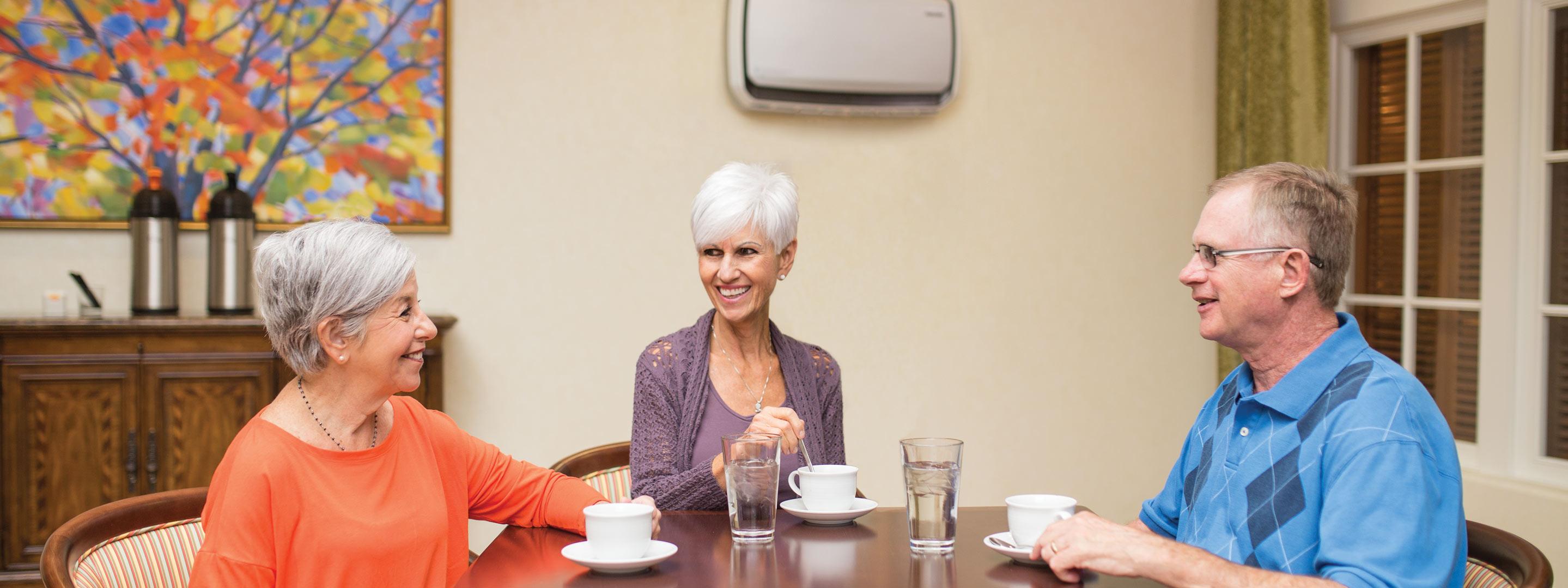 AeraMax Professional – Domy opieki dla seniorów