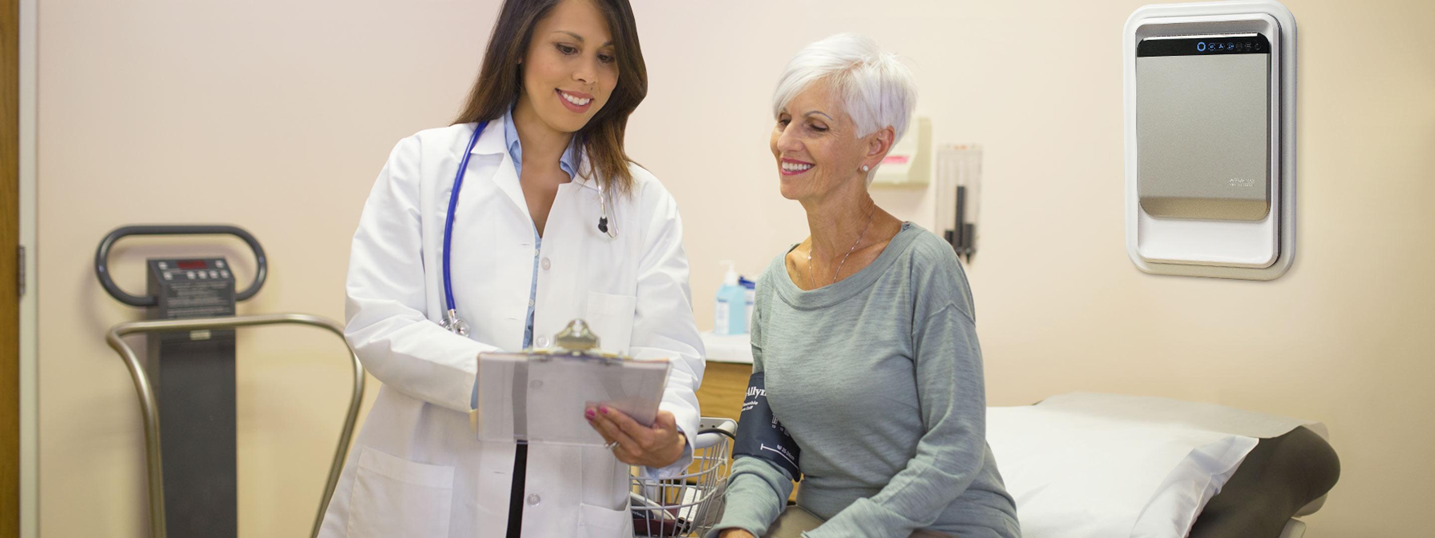 AeraMax Professional – Służba zdrowia