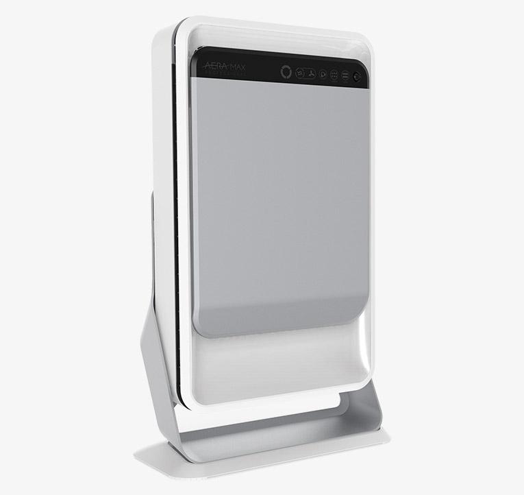 AeraMax Professional II w przenośnym, wolno stojącym stojaku