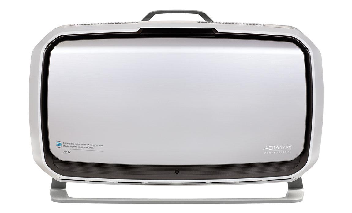 AeraMax Professional IV na przenośnym, wolno stojącym stojaku