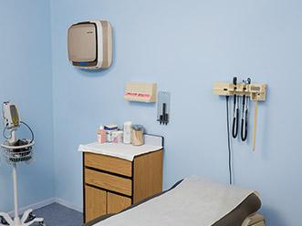 AeraMax Professional w gabinetach lekarskich w placówkach służby zdrowia
