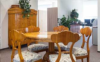 AeraMax Professional w jadalniach w domach opieki dla seniorów