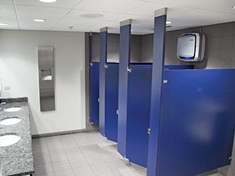 AeraMax Pro nei servizi igienici