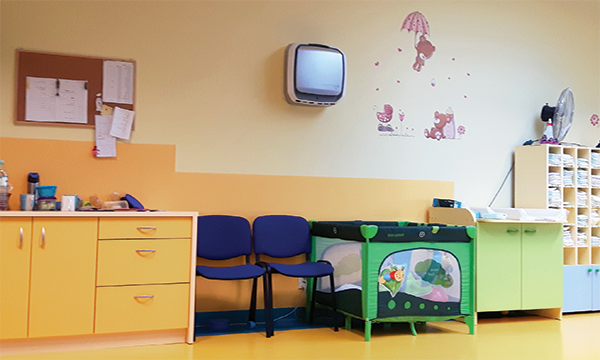 Municipal Nursery Complex In Rzeszów