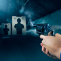 Gun range air quality can be quite bad, leaving frequent shooters with elevated levels of lead in their blood.