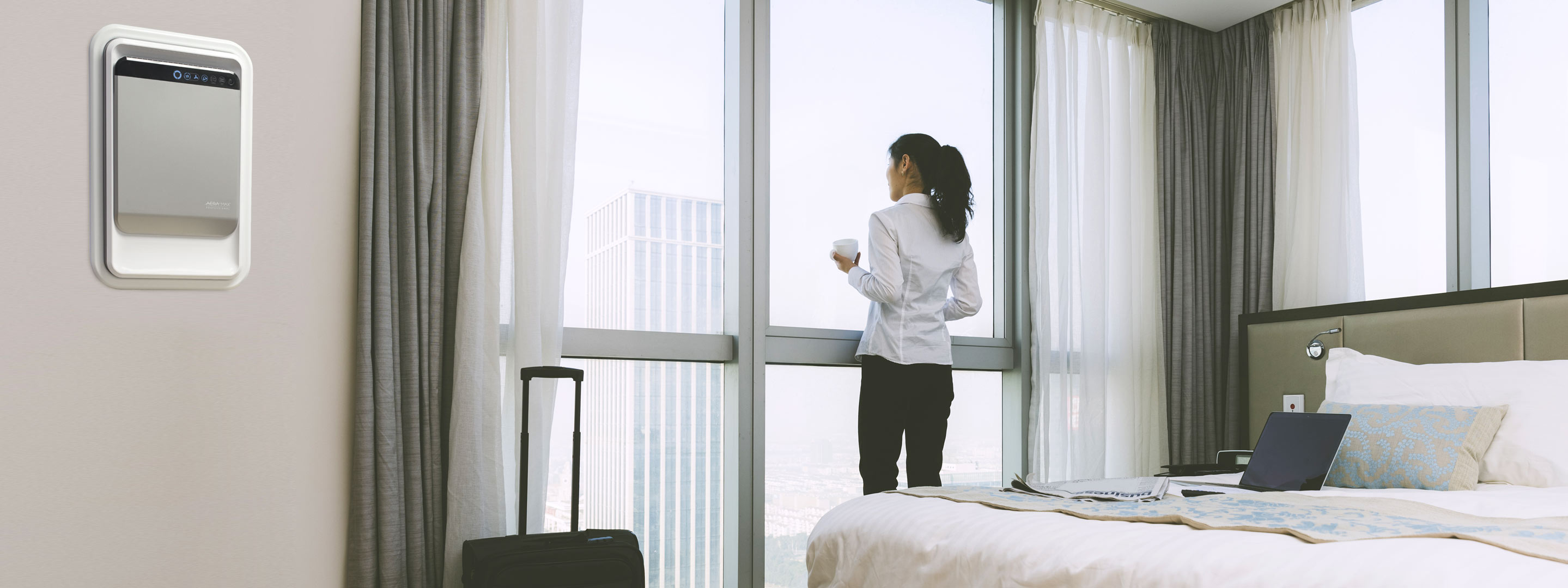 AeraMax Professional – Hostelería