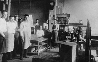 Primera fábrica de Fellowes Brands