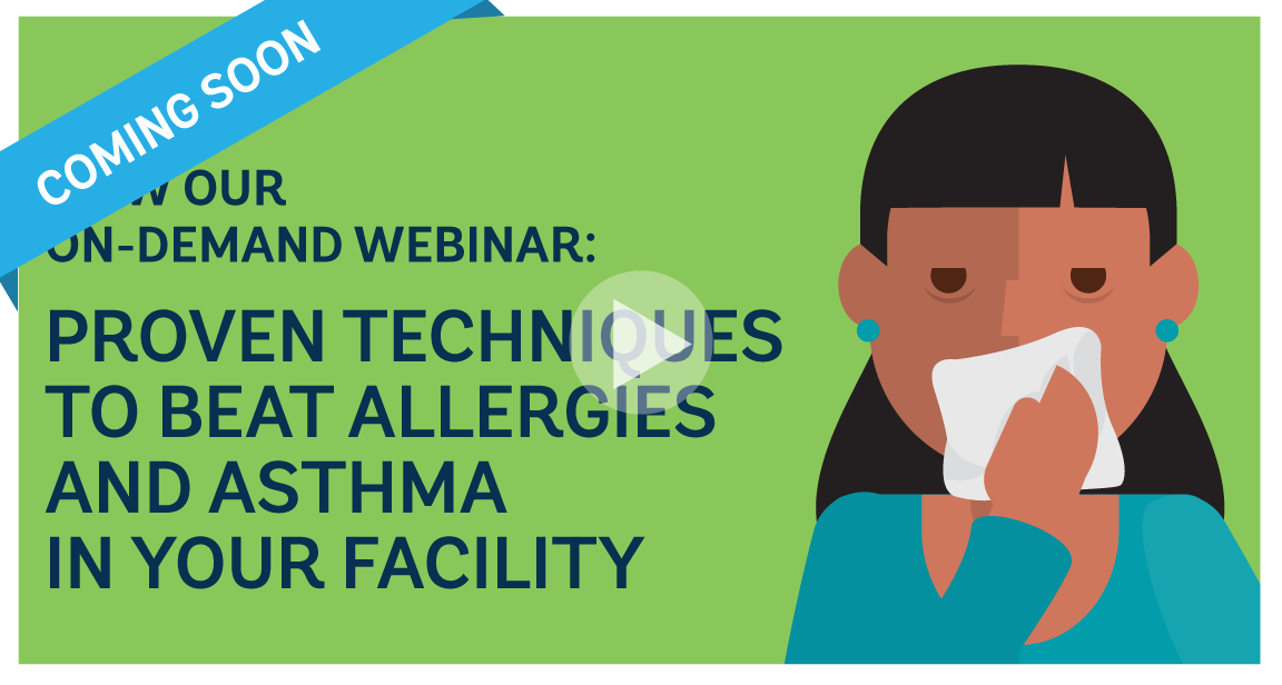 Learn how to combat allergens