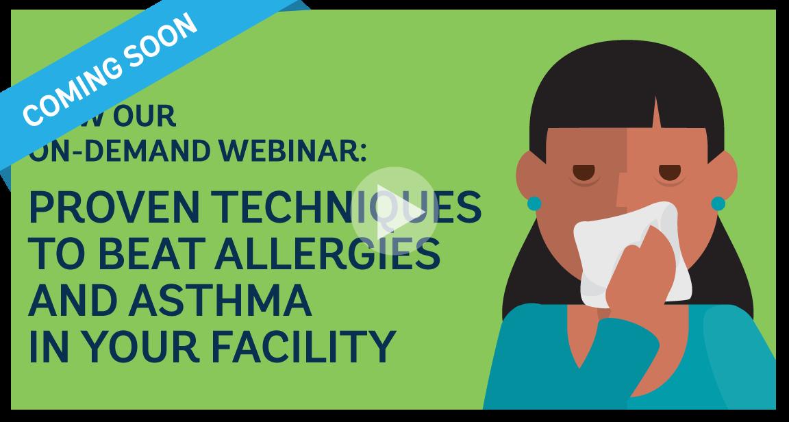 Apprenez à combattre les allergènes