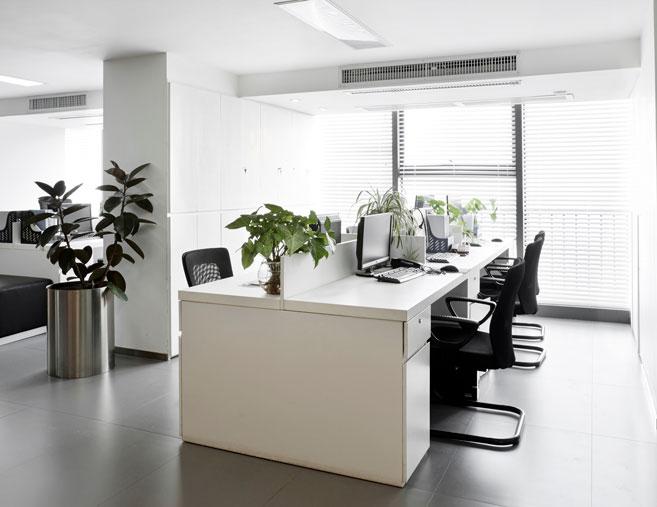 Nya kontor