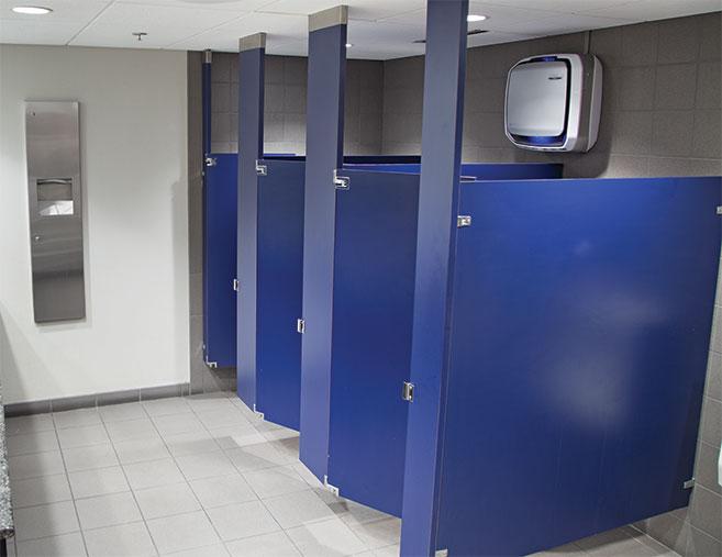 AeraMax Pro nelle toilette