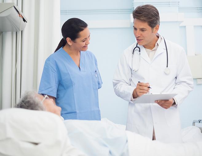 SMOG w placówkach służby zdrowia i domach opieki seniorów