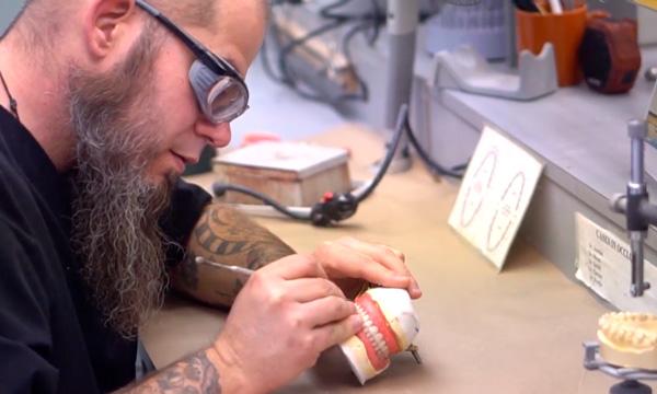 Rockert Dental Studio Testimonial
