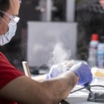 Studies show that dental technicians would be happier in cleaner lab environments.