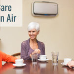 Elderly Care - And Clean Air