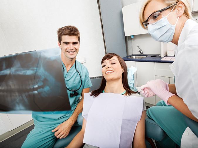 Branże – Stomatologia – Pracownie rentgenowskie RTG