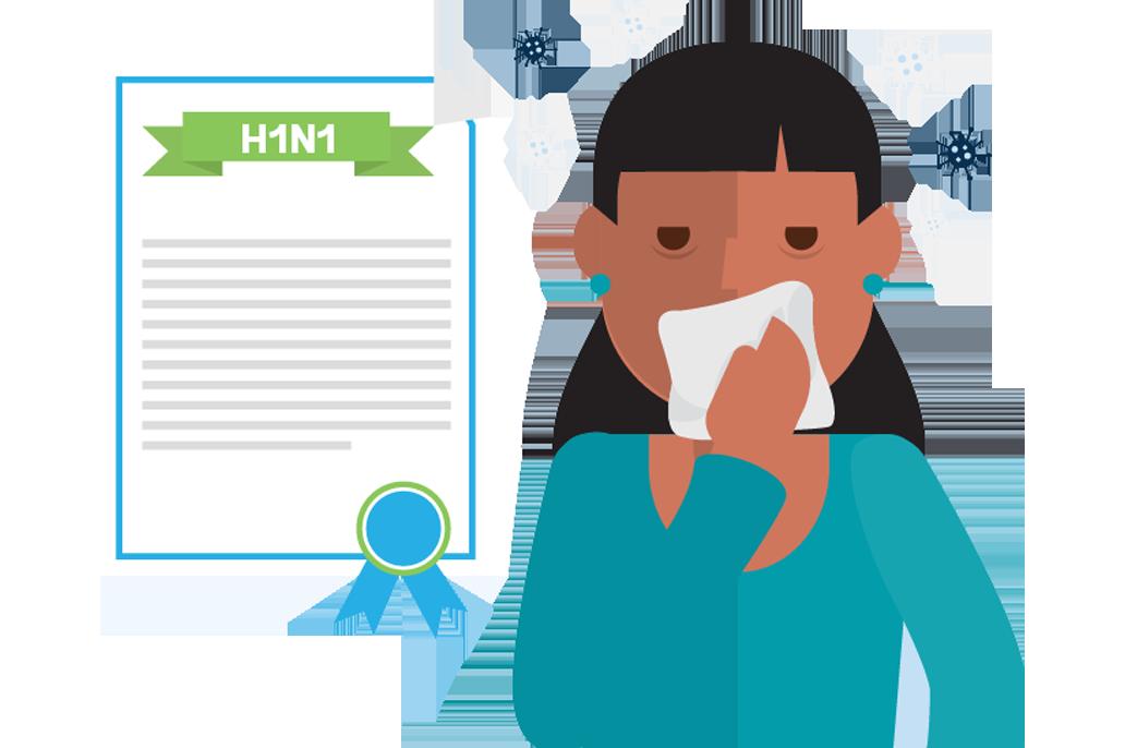 Branże – Stomatologia – Certyfikat H1N1